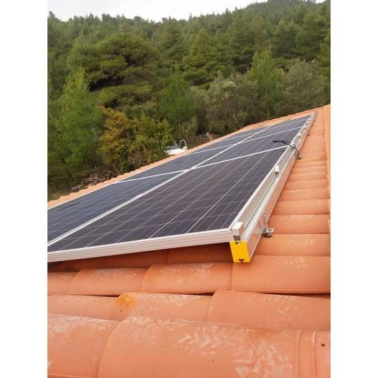 Ενεργειακή αυτονόμηση κατοικίας με Φ/Β σύστημα και λέβητα συμπύκνωσης LPG